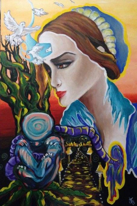 Artist: Amy de Oliveira