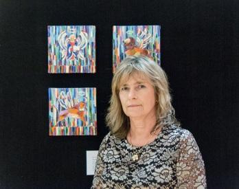 Artist Zofia Kijak