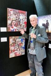 Artist John Doherty