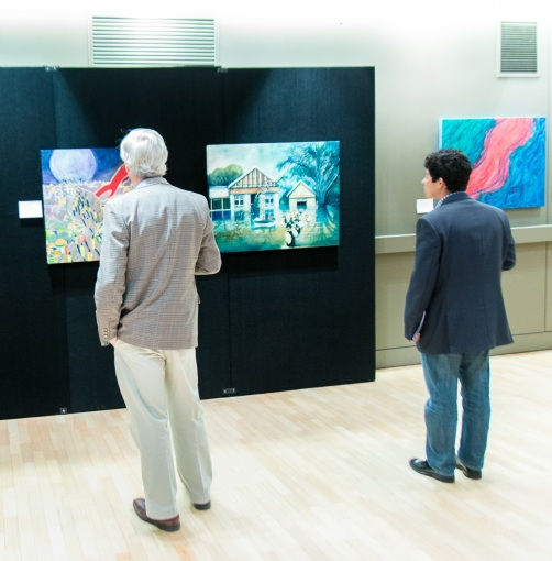 """The Good Samaritan"" exhibition"