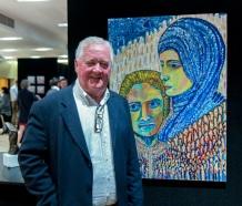 Artist Peter Hunter