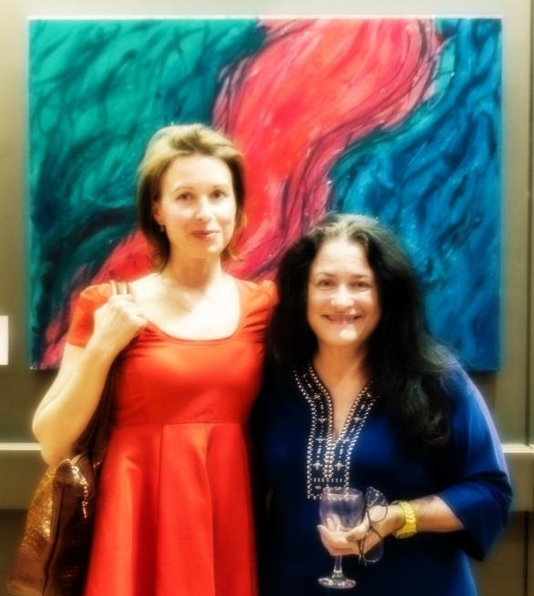 Olga Bakhtina and Michelle Bowden